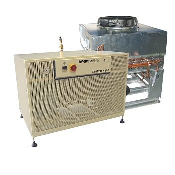 System 1500 Low Capacity Central Chiller Unit
