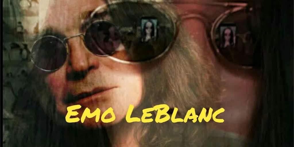 Emo LeBlanc Artistic Poster
