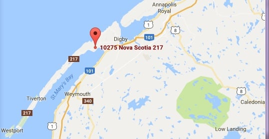 Digby Neck, Nova Scotia CANADA