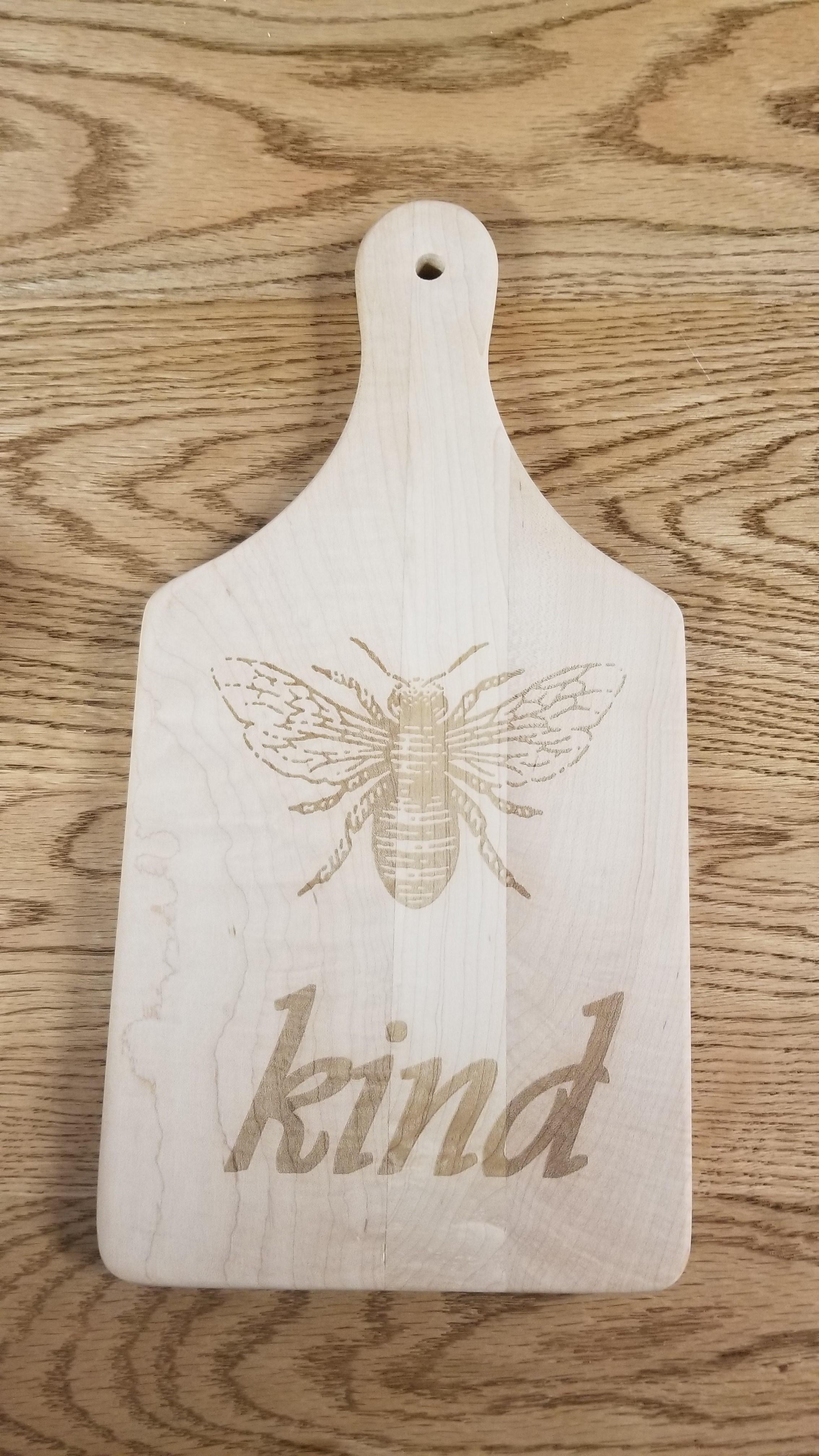 Bee Kind Cutting Board