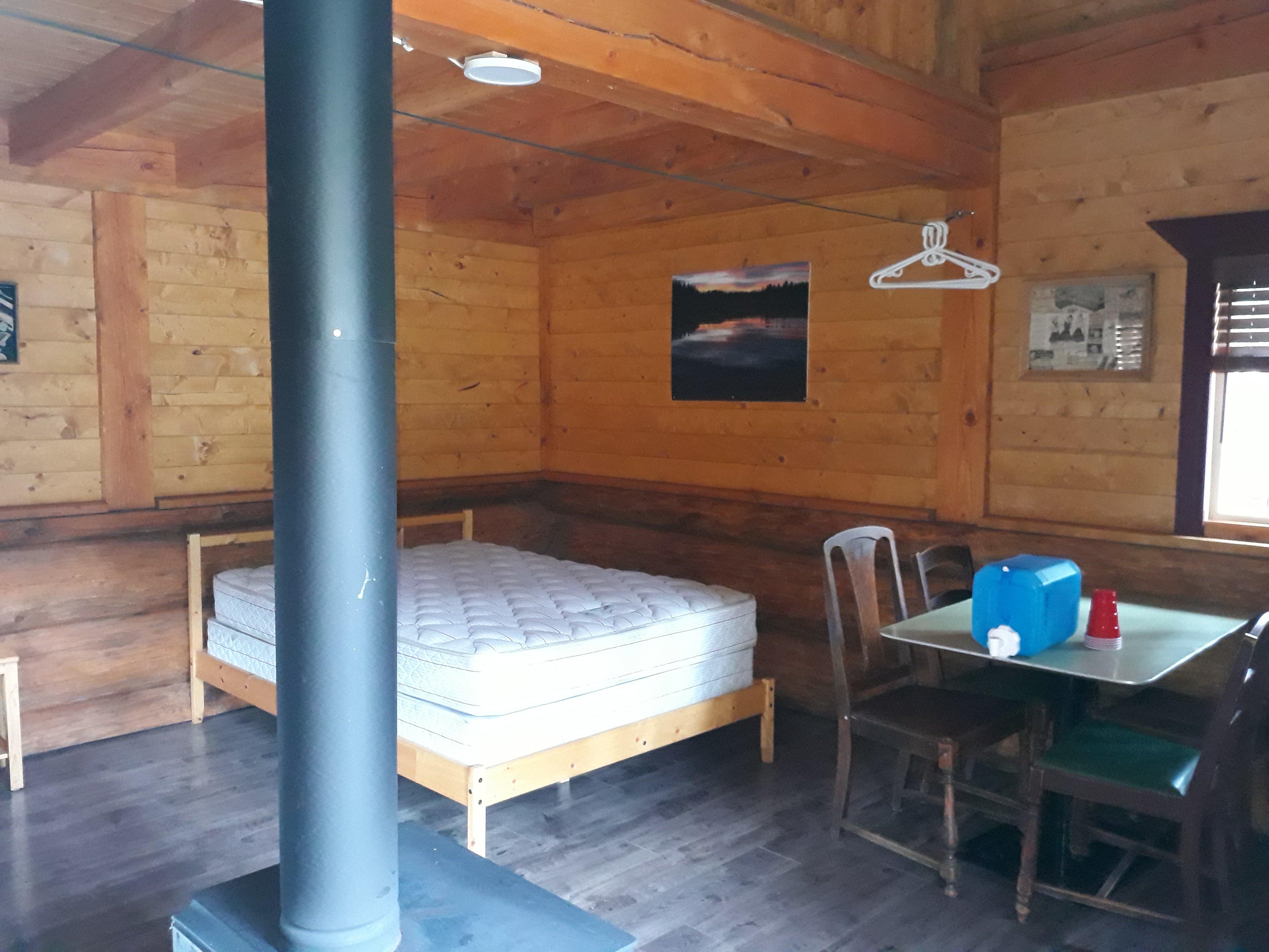 Inside Cabin 6