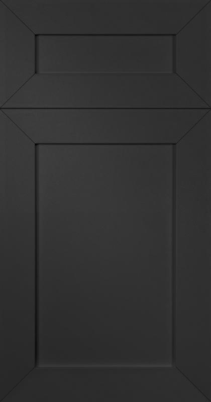 Shaker Black Velvet