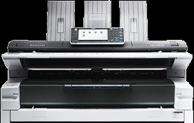 Wide Format Scanner