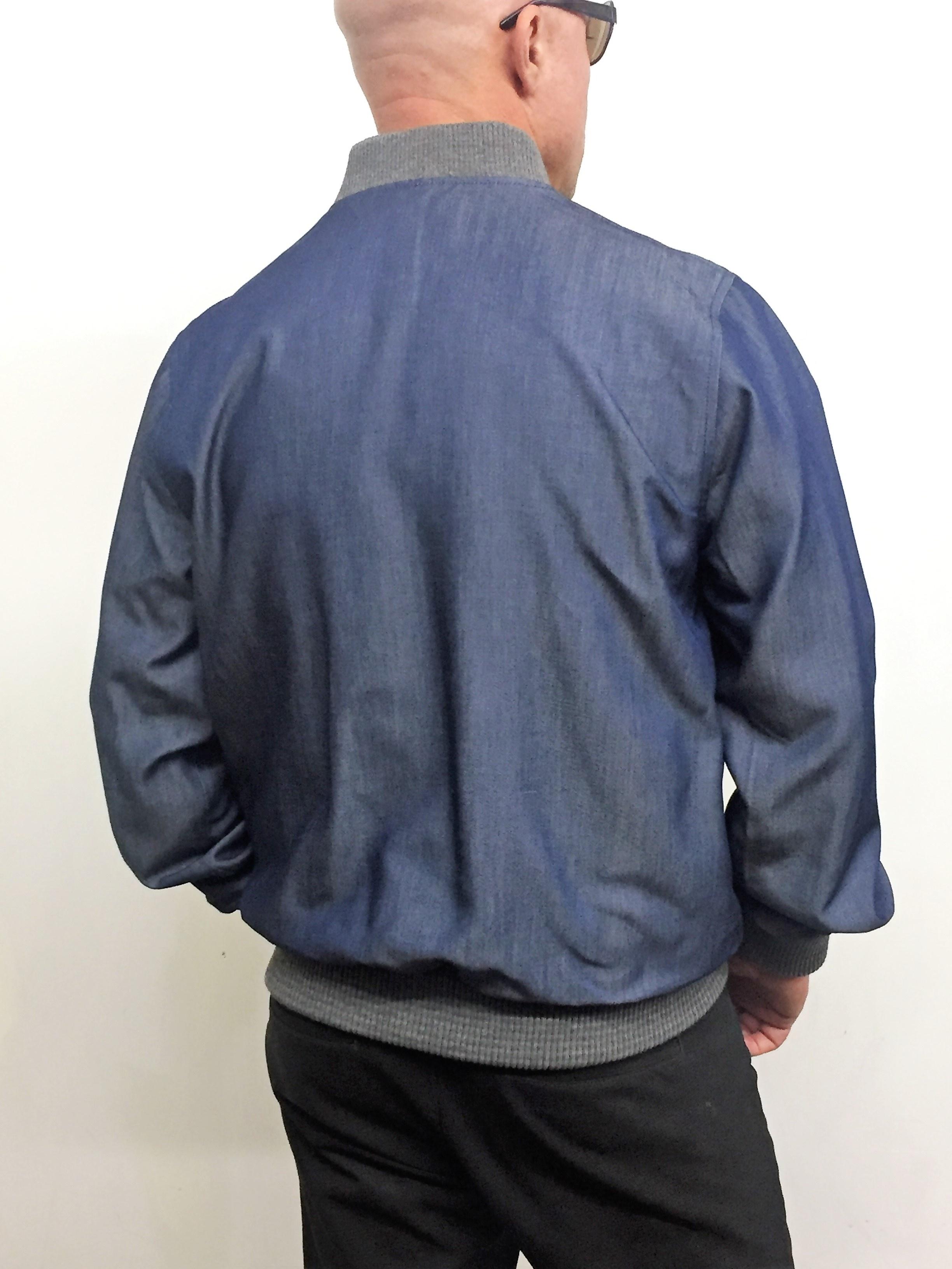 Style #7637-18 Fine Denim Cotton Spandex