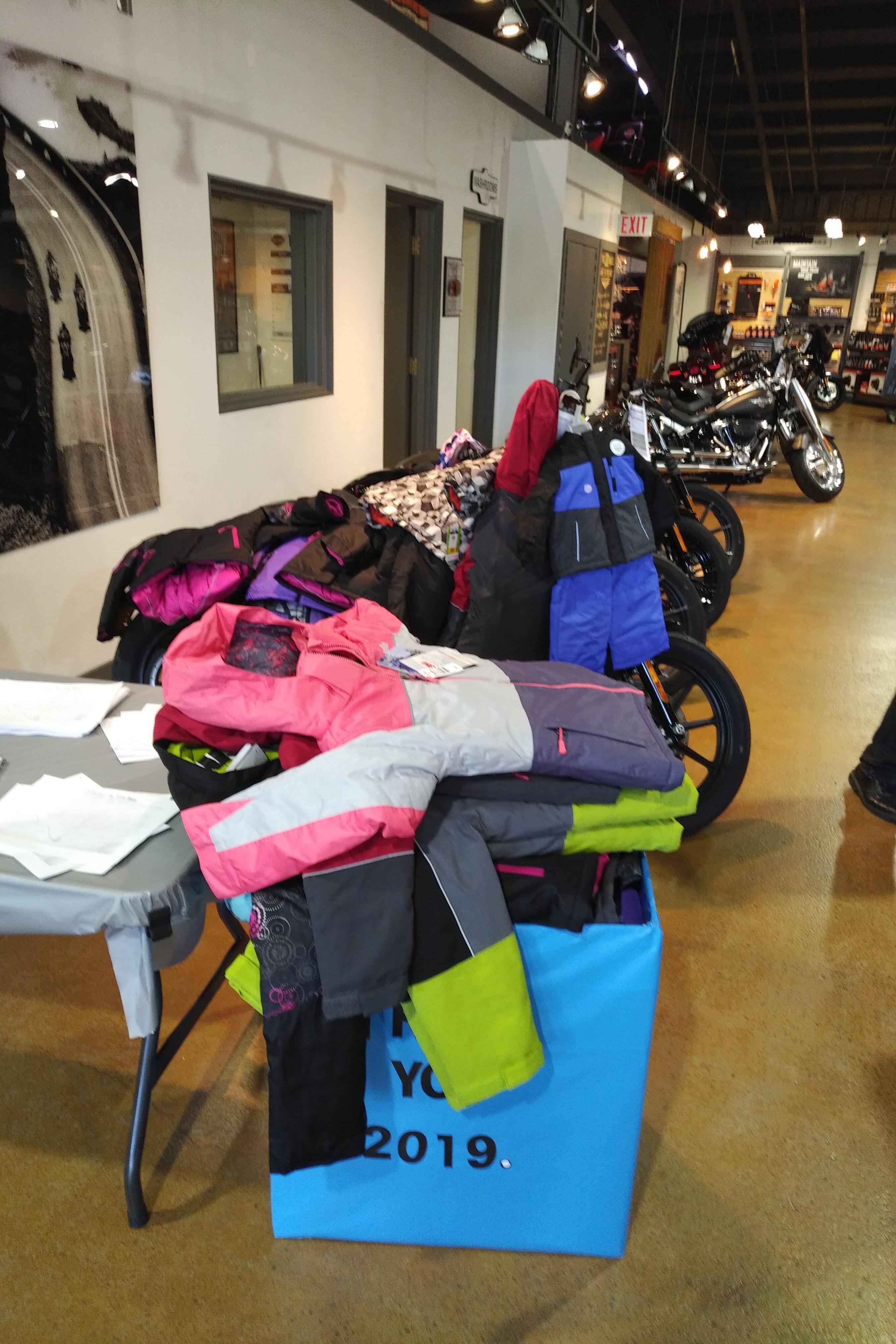 Snowsuit Donations Clothes for Kids