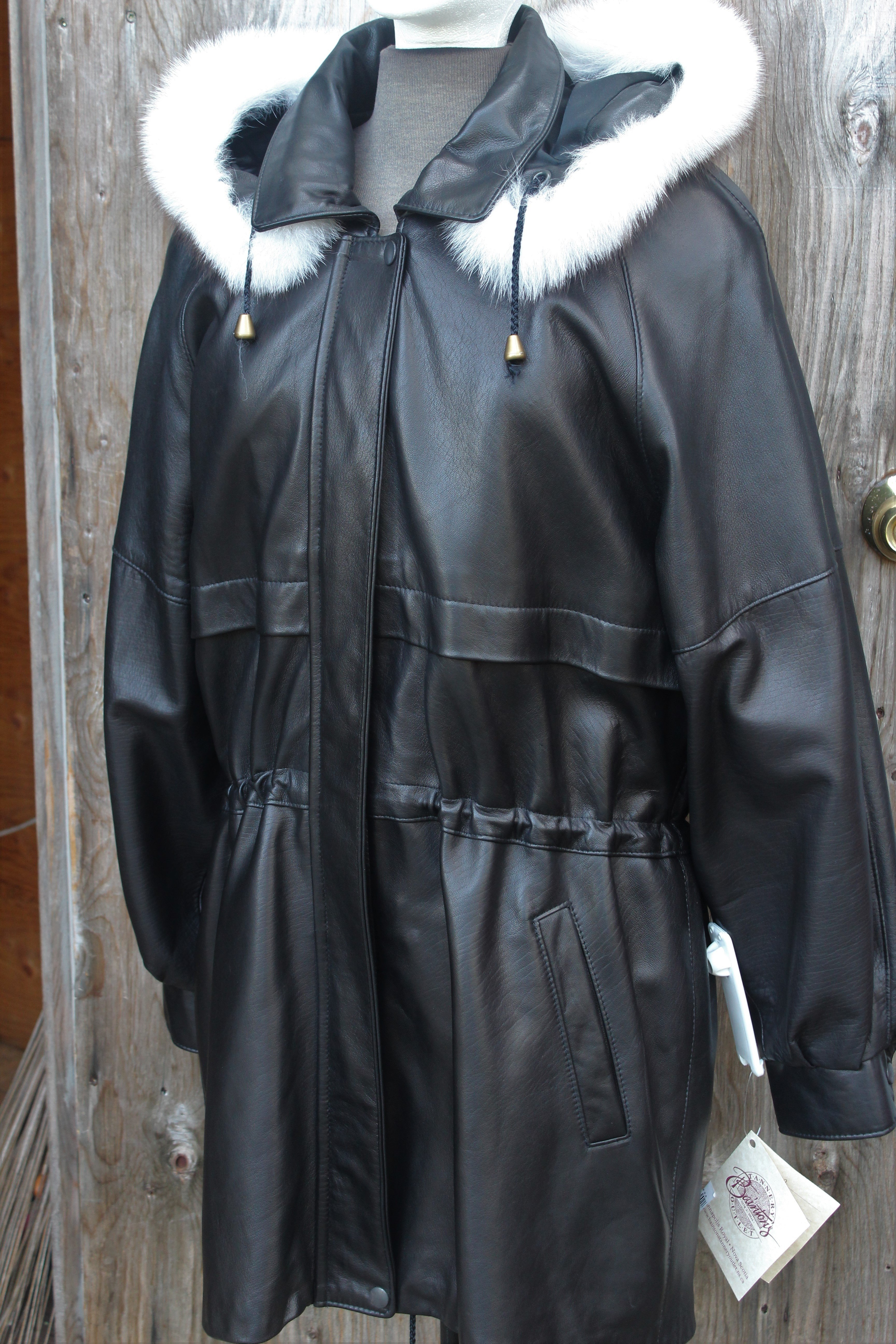 Naked Black- $499.95 Bainton's: Style #9701NBKS