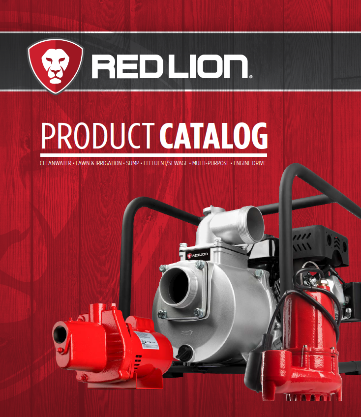 Red Lion  Product Catalogue