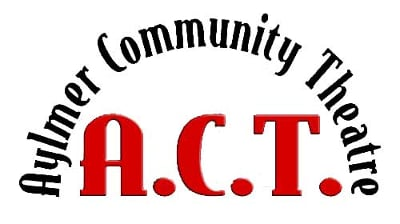 Aylmer Community Theatre Logo