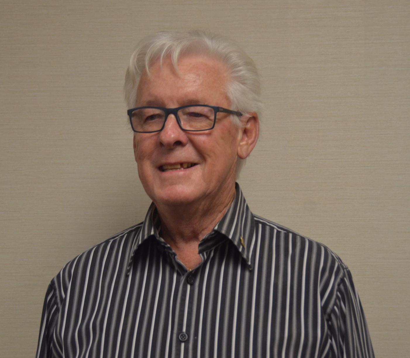 Président du 2e Super Salon Kinsmen en 1970  Président du 50e Super Salon Kinsmen 2018