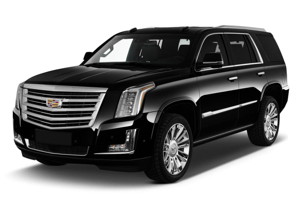 Cadillac Escalade 5-6 passengers