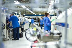 The manufacturing facility is capable of various assembly services including SMT, THrough Hole assembly, etc.