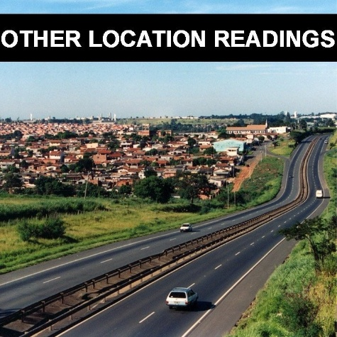 Reading at other locations Western Canada