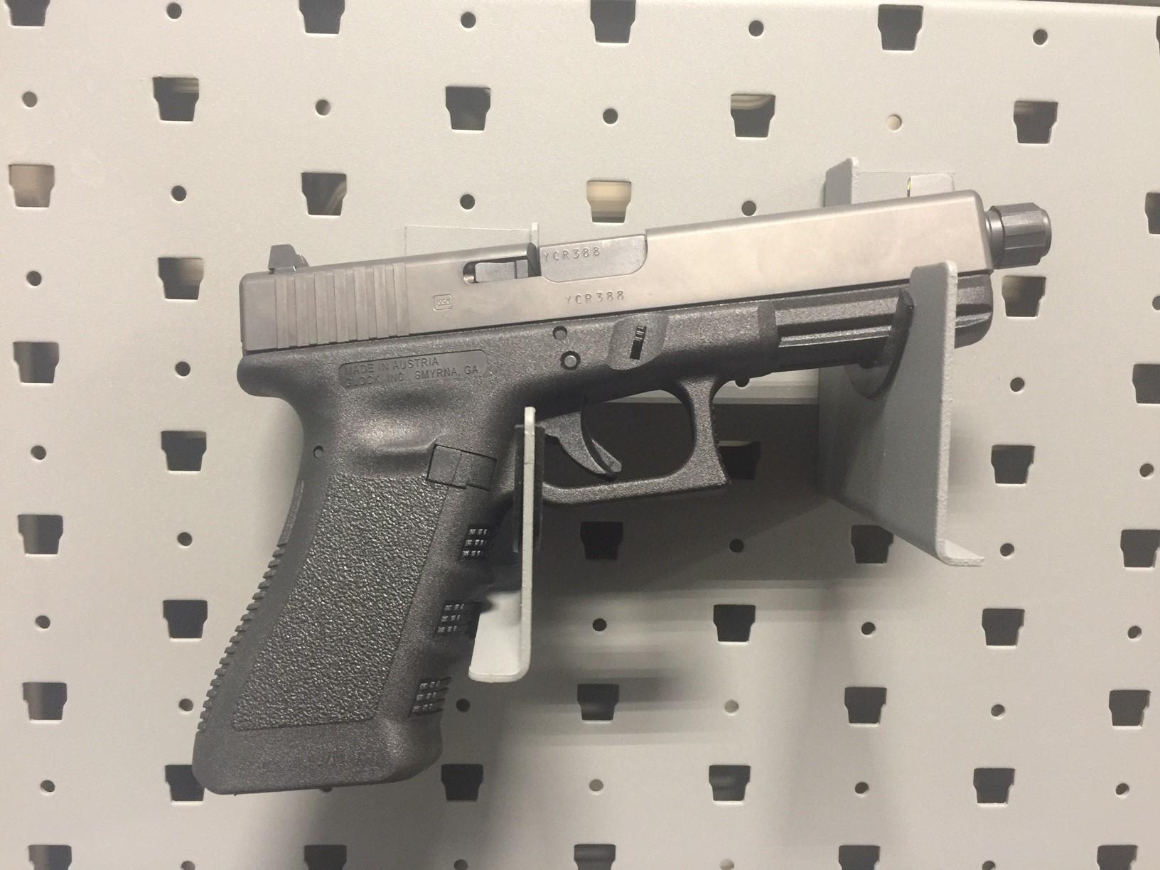 Glock model 17 - 9 mm $5