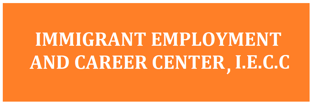 I.E.C.C    Immigrants Employment and Career Center