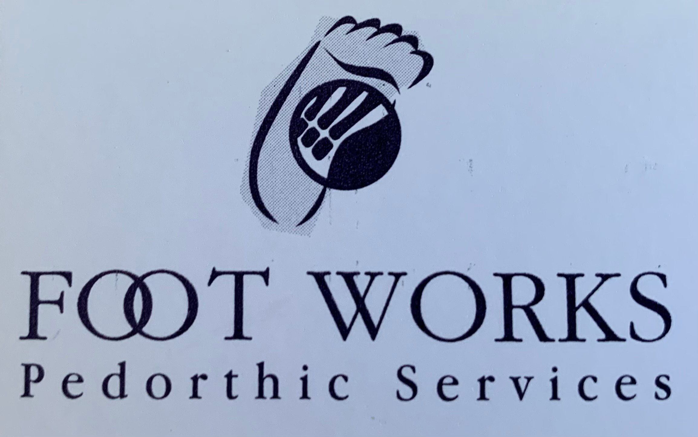 FOOT WORKS PEDORTHIC SERVICES