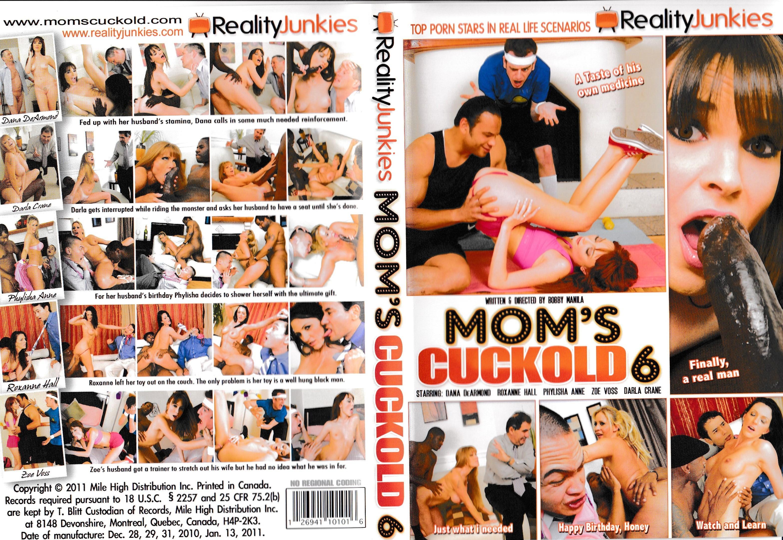 Ch 26:  Mom's Cuckold 6