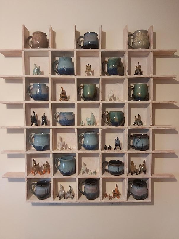 Mugs & Cats