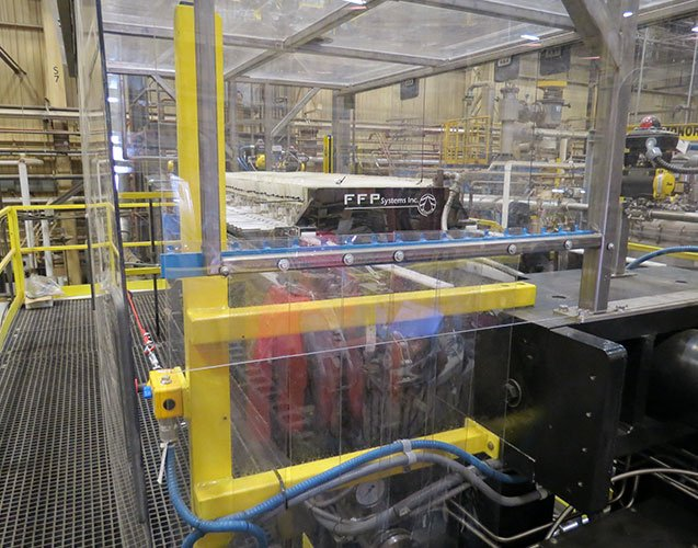 Filter Press Enclosure 3