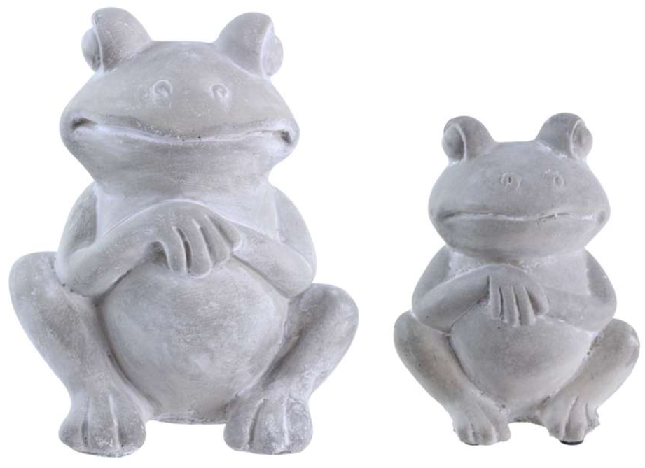 508 SHC15S 2 Piece Cement Frog Reg. Price $29.99 Blowout Price $21.99