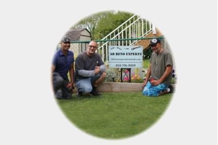 AR Reno Experts Project Team