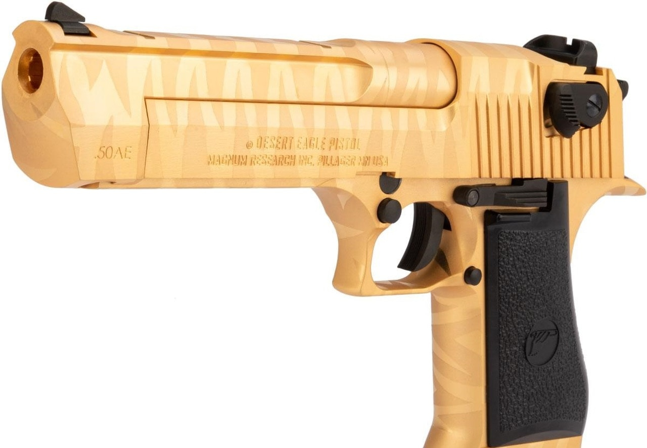 Gold AirSoft Weapons