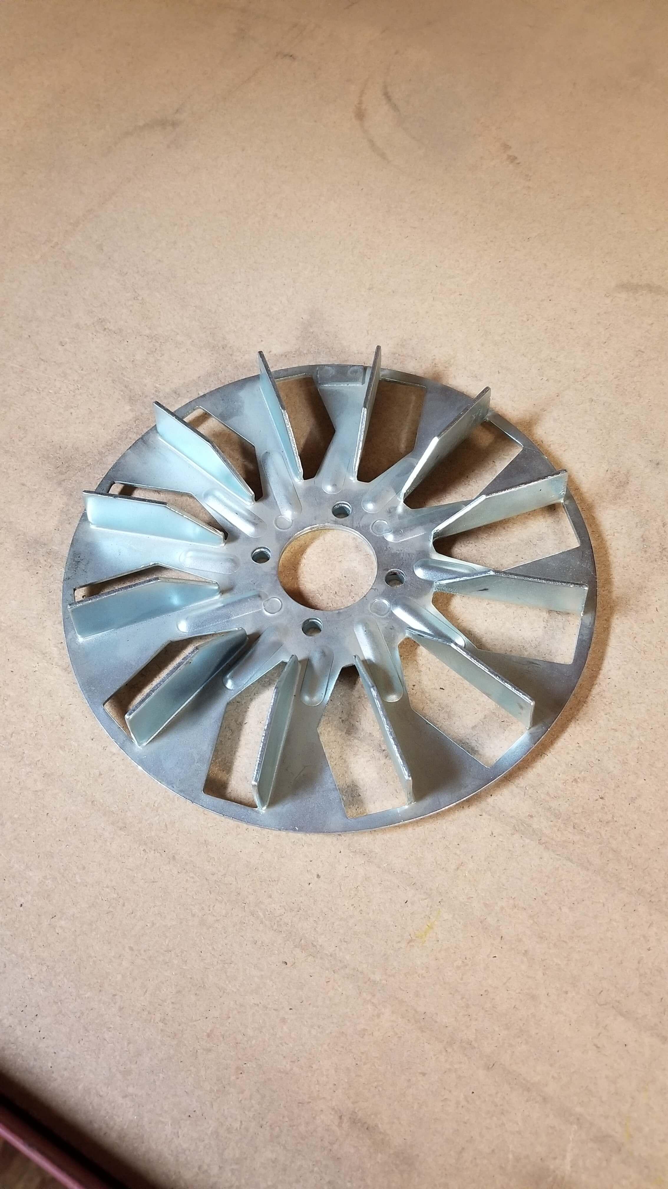 Stahl A3 Fan wheel  P/N: 43 330 00 170 $450.00