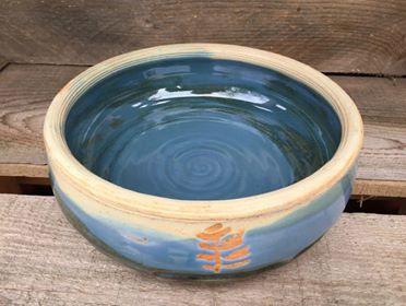 """Tree Bowl 7"""" x 2.5"""" $55"""