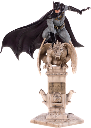 Batman Deluxe Sideshow Statue