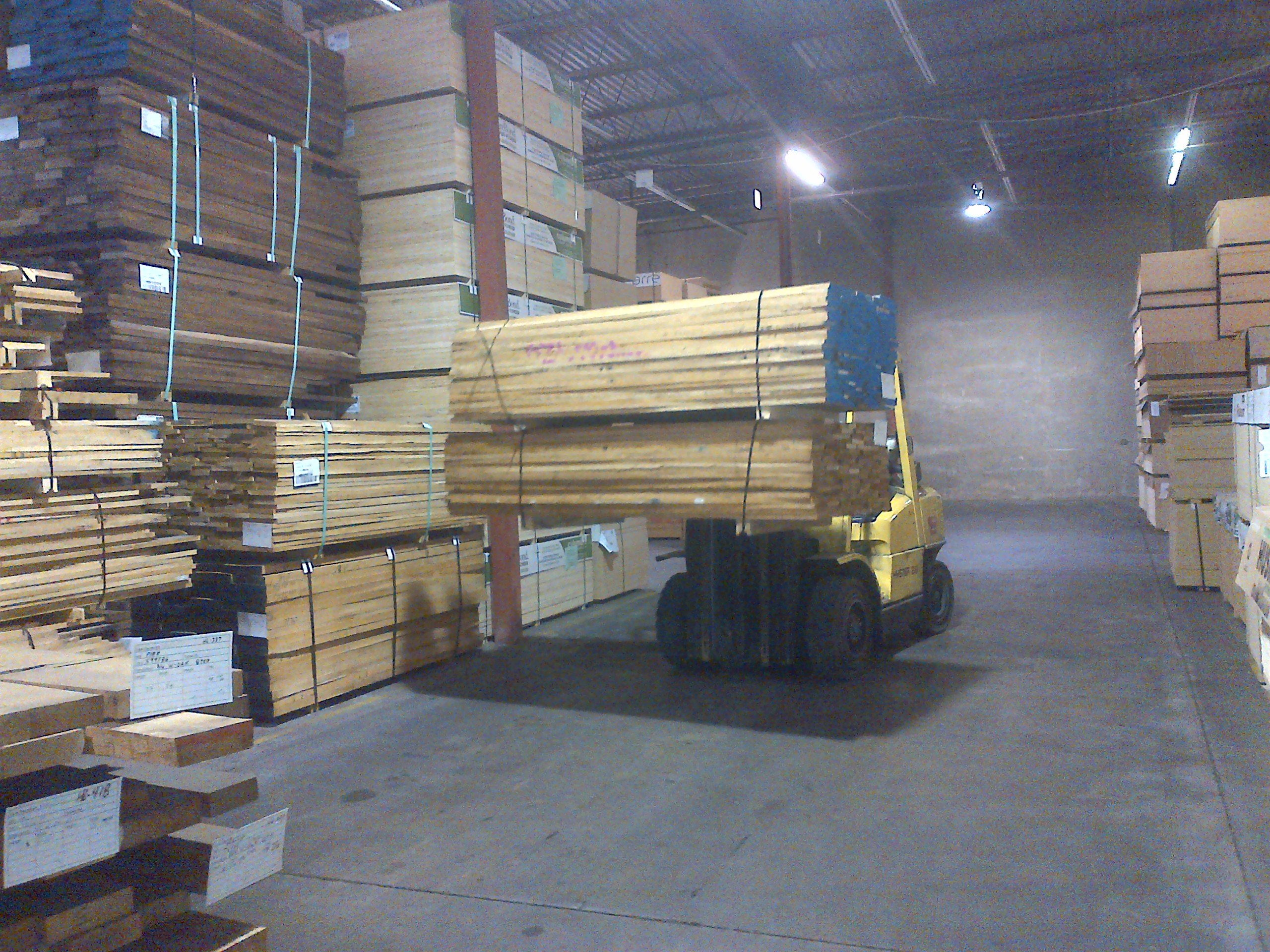It All Starts With Good Lumber