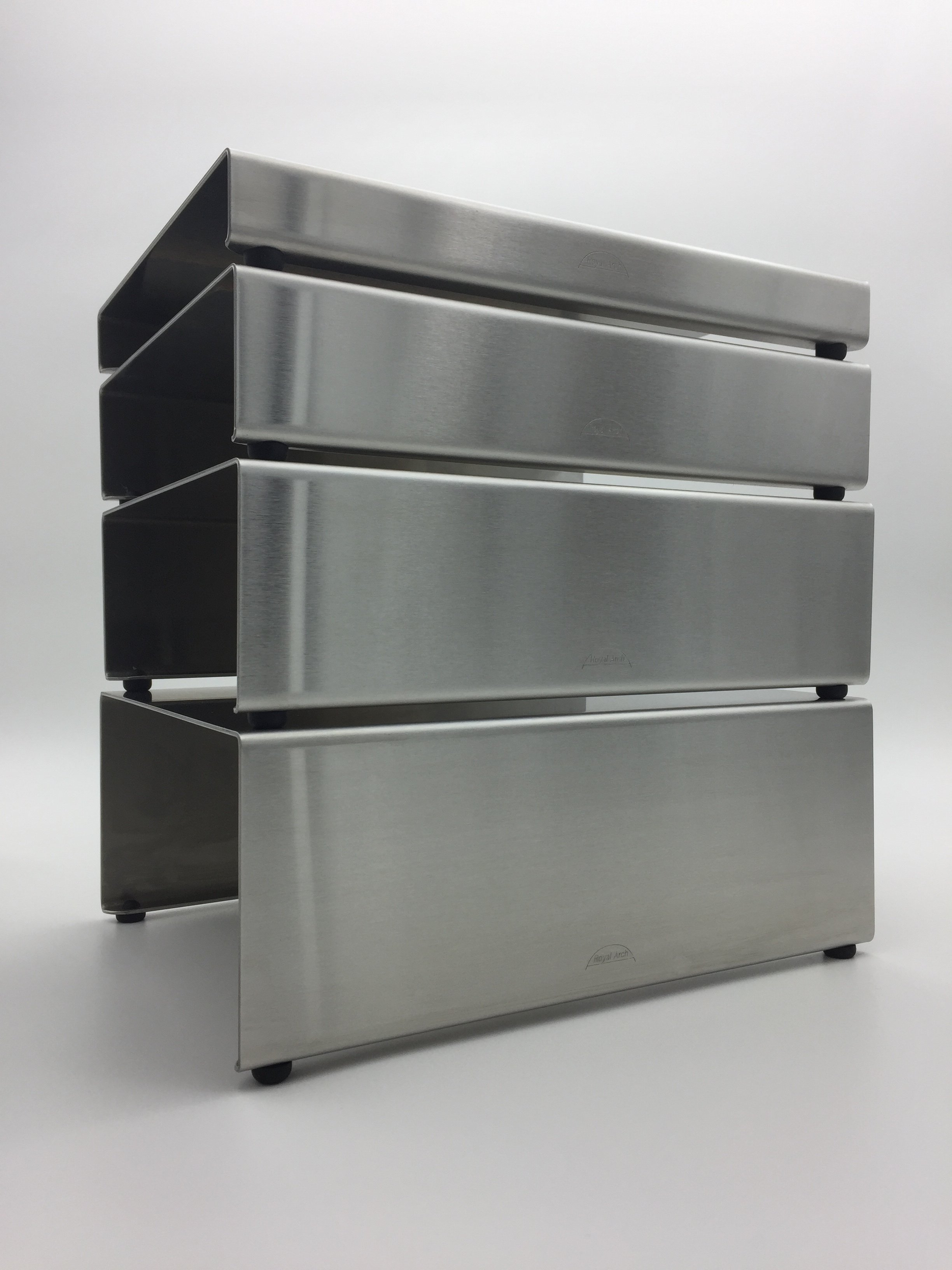 Stacked Monitor Risers