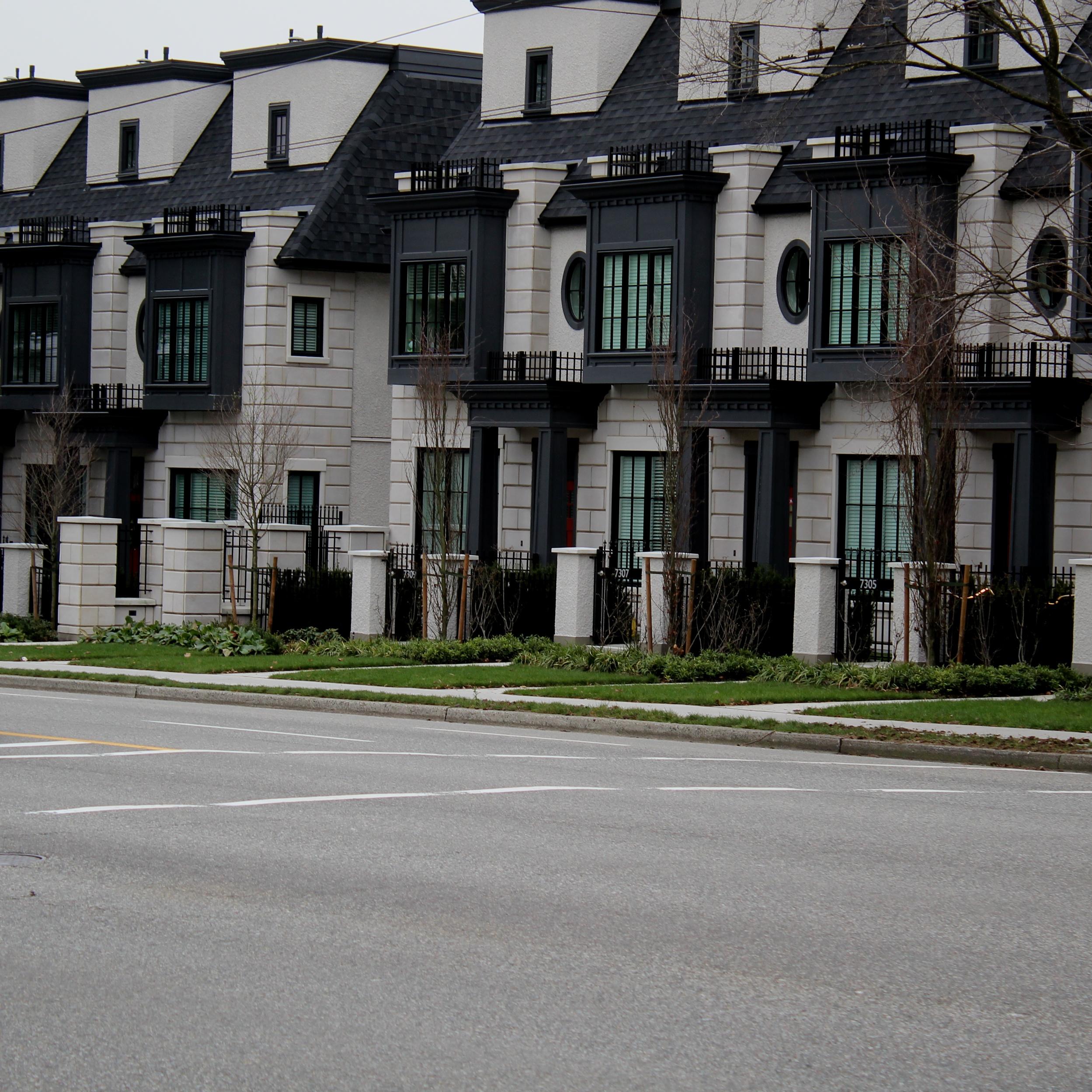 Maisonette - Townhouses 1500 West 57th (Granville & 57th) Vancouver, BC