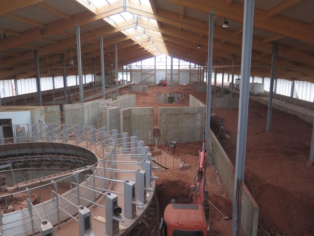 2017 PEI - Dairy barn