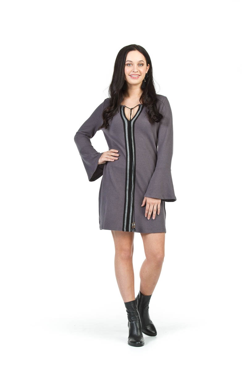 Bell Sleeve- $80.00 Gorgeous Neckline
