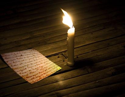 Shining a light on All Saints
