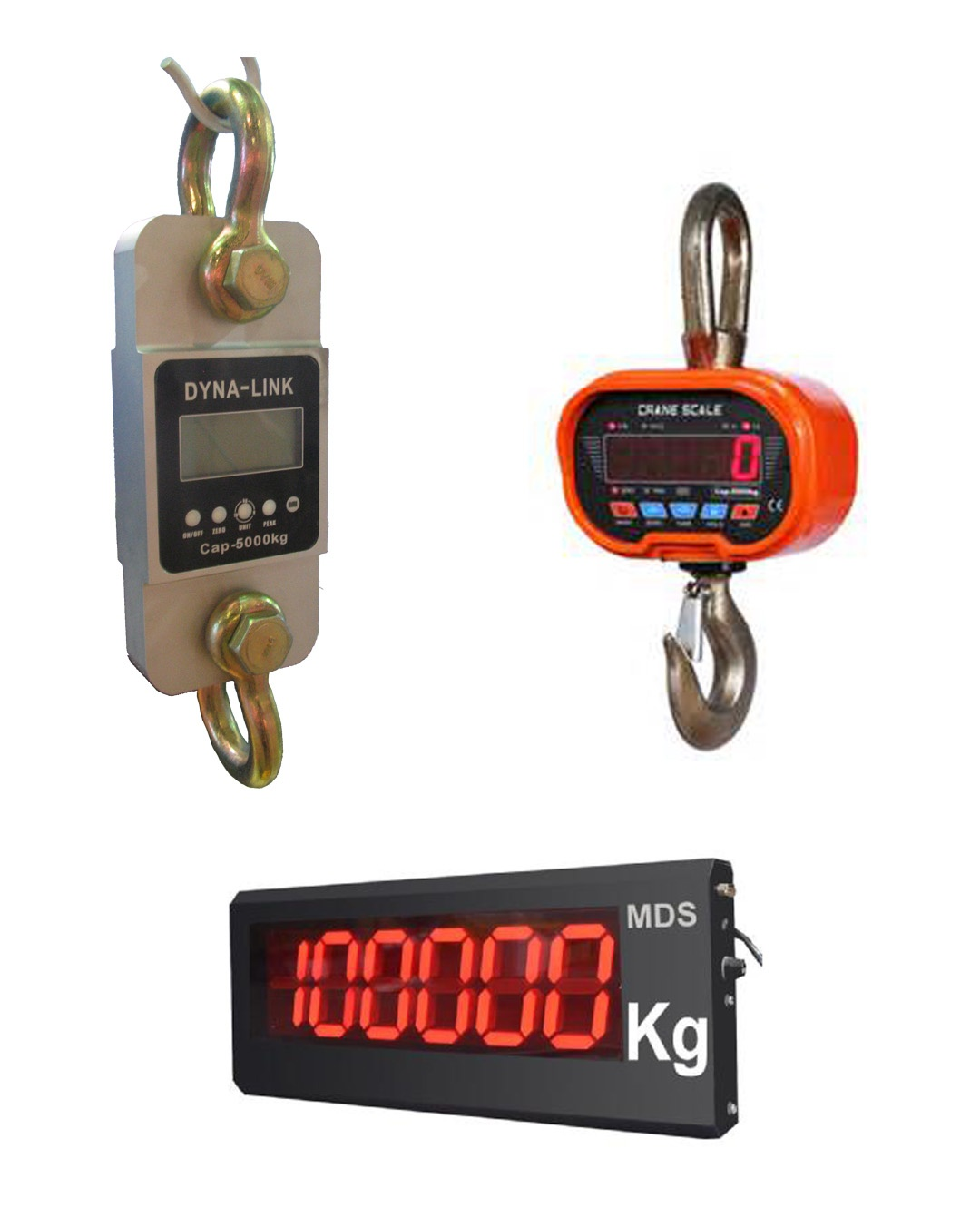 Load scale & Display