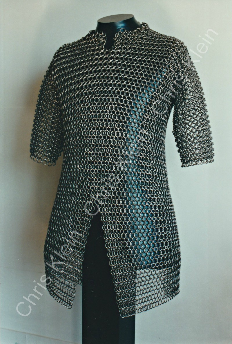 chainmail coat