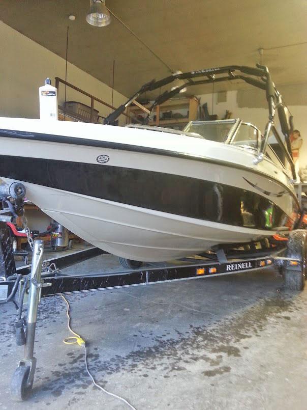 Boat After Repair