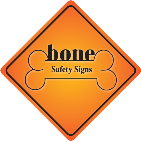 Image result for bone safety signs logo