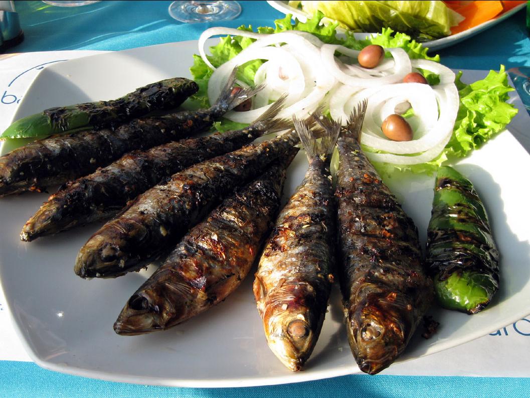 picnic sardines