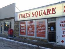 Times Square XXX 15539 Stony Plain Road, Edmonton