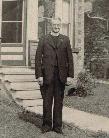 E.W.B. Richards 1921-1925