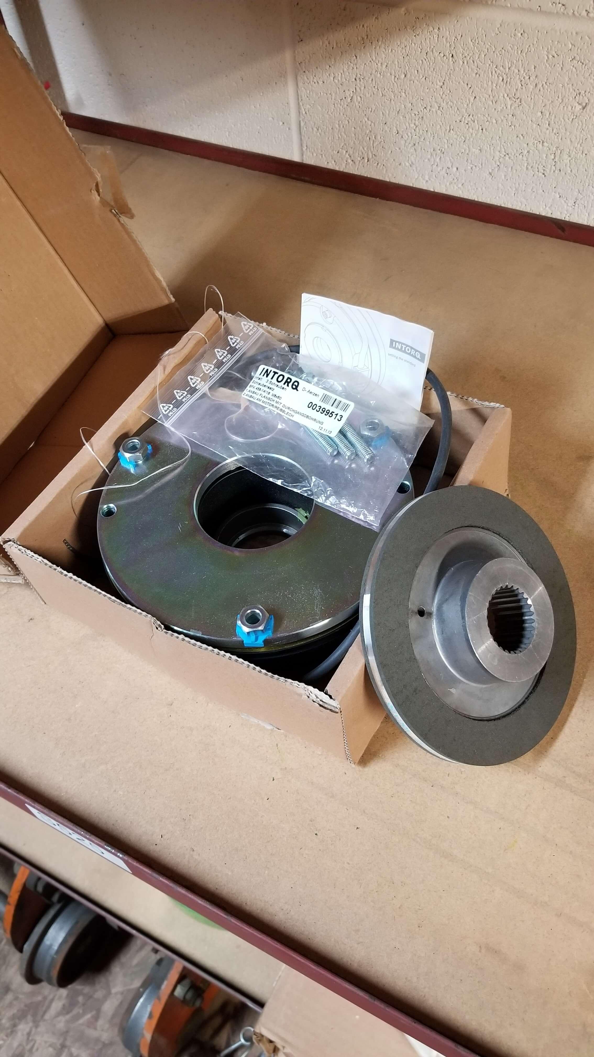Kone XL404 Brake Assembly P/N: 52270350 ----- $2575.00 Kone XL404 Brake Disc P/N: 60009892 ------ $550.00