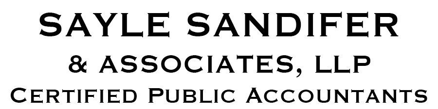 Sayle Sandifer & Associates, LLP