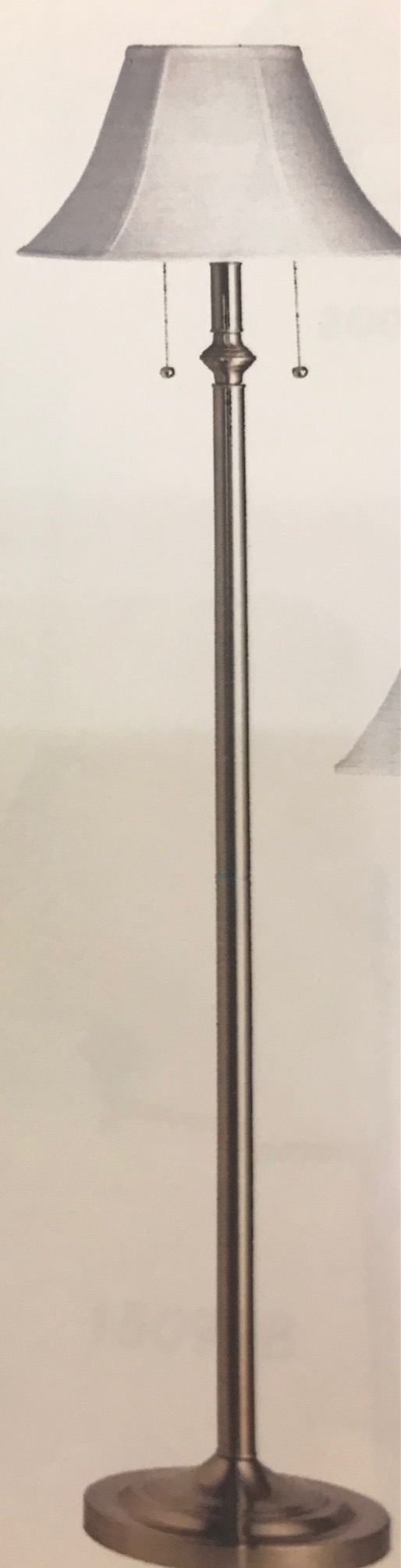 970  Table Lamp Made in Canada Available in Antique Brass or Brushed Chrome Regular Price $335.99 Sale Price $235.99