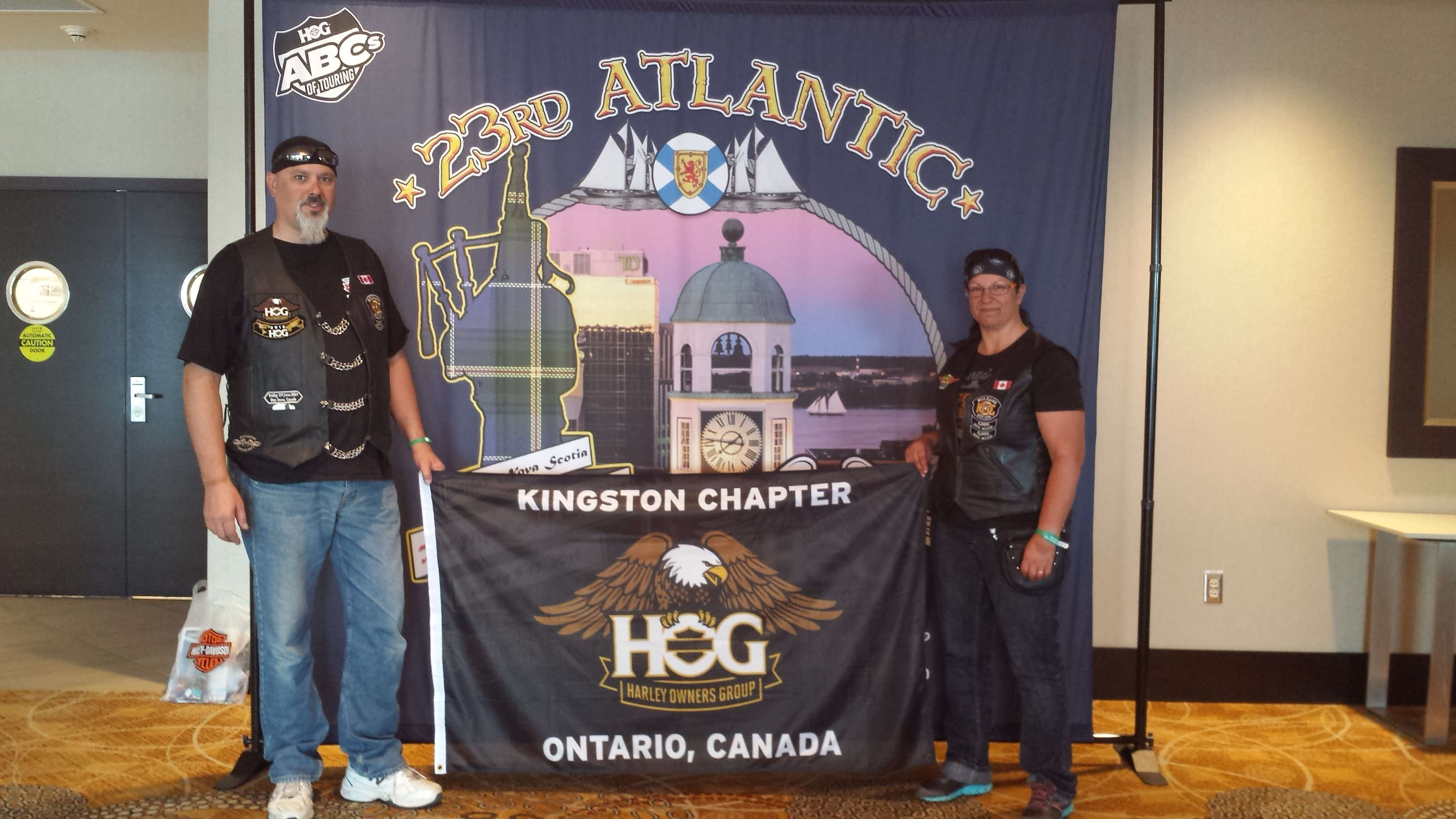 Atlantic HOG Rally 2015