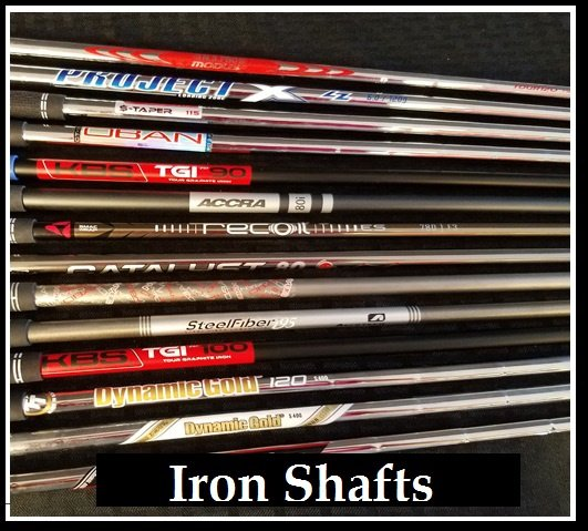 Iron Shafts
