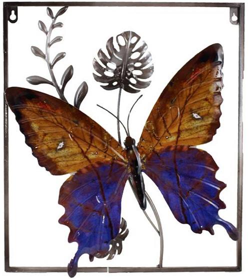 508 ALH92S Butterfly Wallart Reg. Price $33.99 Blowout Price $23.99
