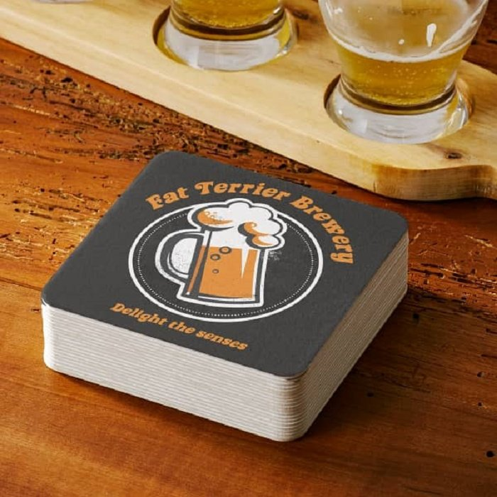 Paper Coasters on GoSexyCA