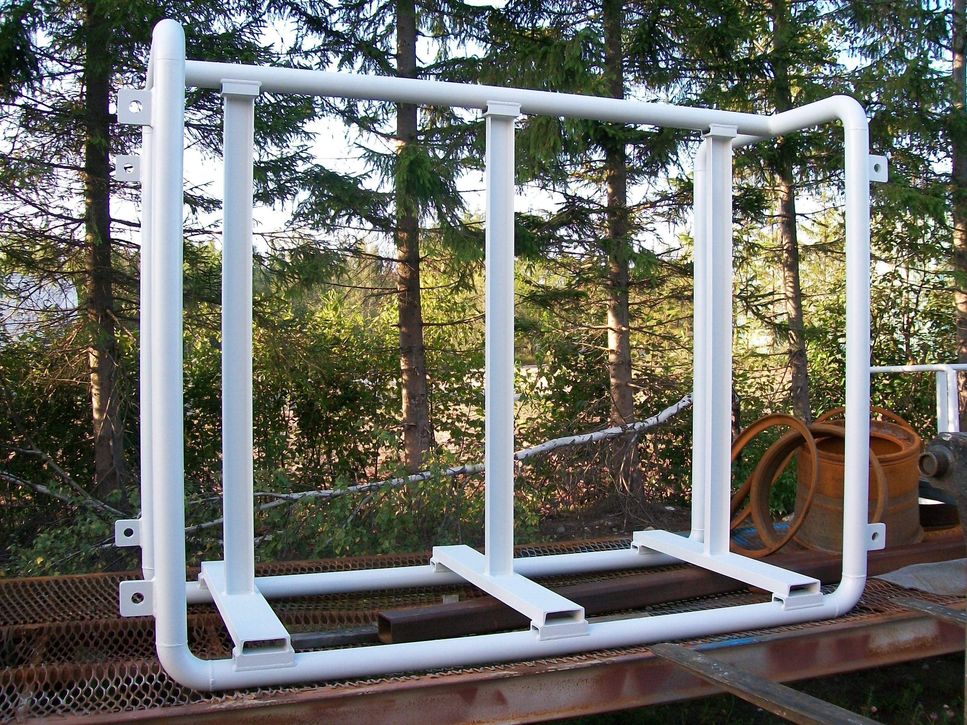 Starter-Box-Frame
