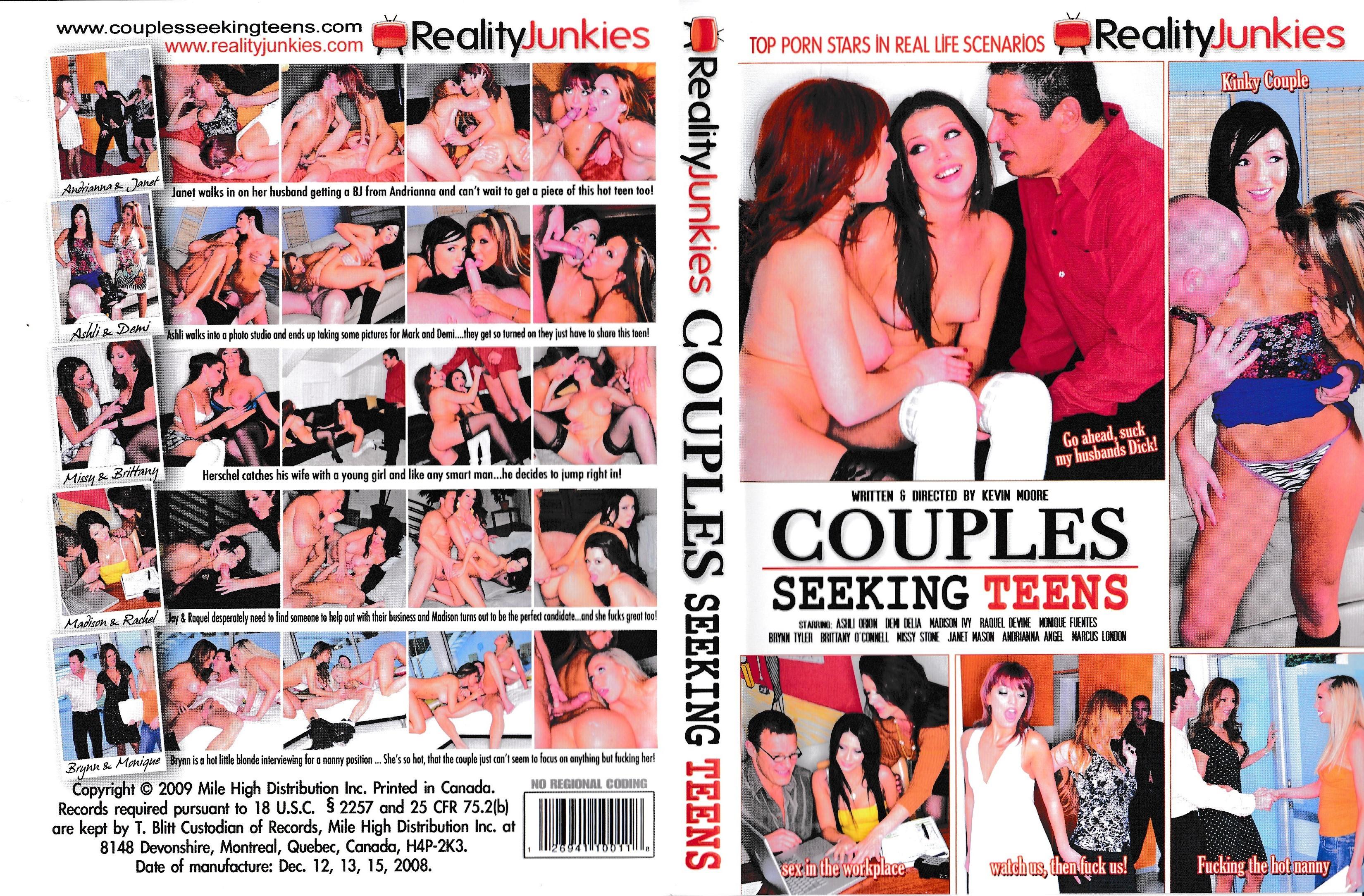 Ch 23:  Couples Seeking Teens